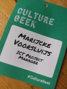 Culture Geek 2018
