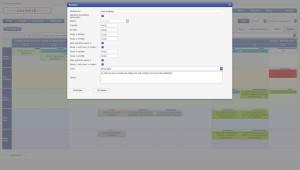 Uurwerk Online roosterdetails per medewerker
