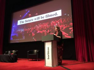 Culture Geek 2019 The future will be filmed